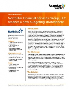 Northstar service financier